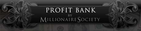 Profit Bank by Millionaire Society -